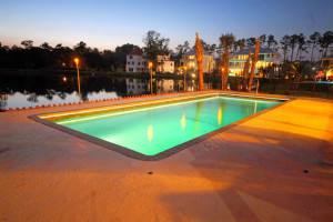 Claremont Fiberglass Inground Swimming Pool 3