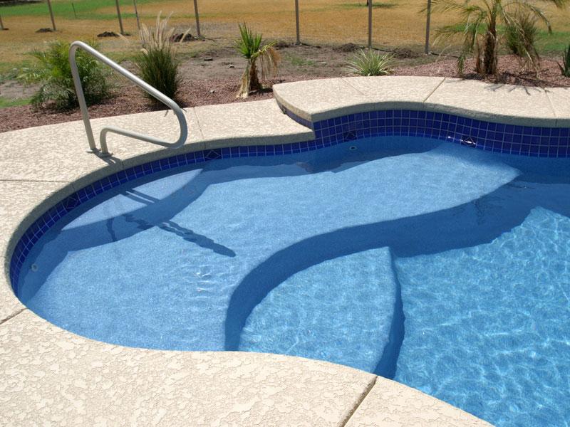 Fiji large fiberglass inground viking swimming pool for Fiberglass inground swimming pools
