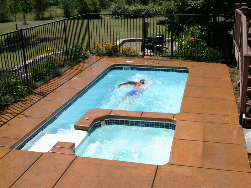 Hydro Zone Dxl Fiberglass Inground Viking Swimming Pool