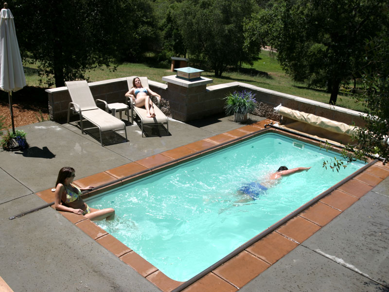 Hydro Zone Hz E 1a Inground Swimming Pool