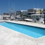 Hydro Zone Dxl Fiberglass Inground Viking Swimming Pool