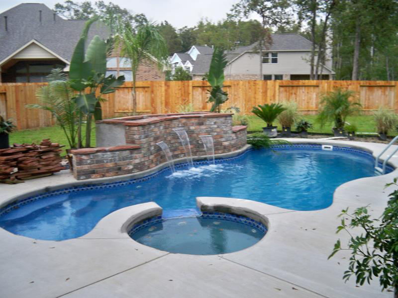Fiberglass Pool Ideas fiberglass pool builder orange county ny fiberglass pools problems Laguna Deluxe Freeform Fiberglass Pool 4a