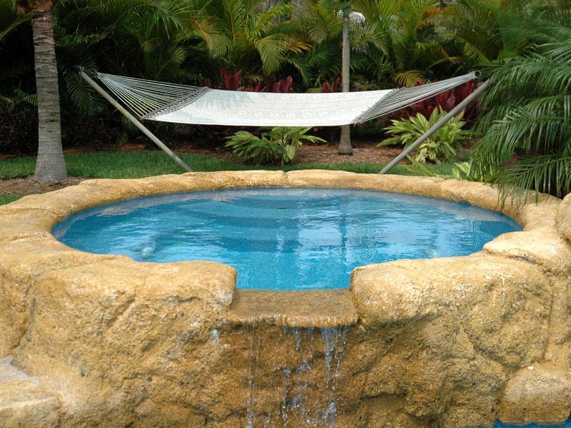 Mystic Spa Hot Tub Viking Fiberglass Swimming Pools