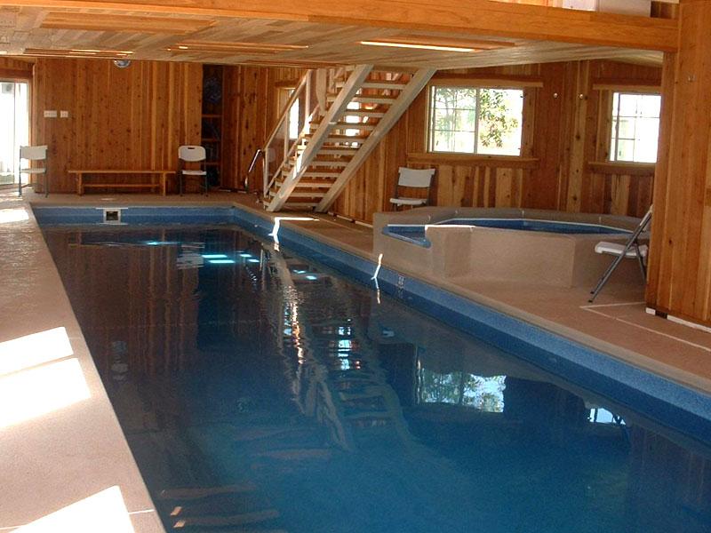 Panama I Small Fiberglass Inground Viking Swimming Pool