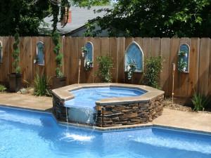 Placid 9A Viking Spa Pool