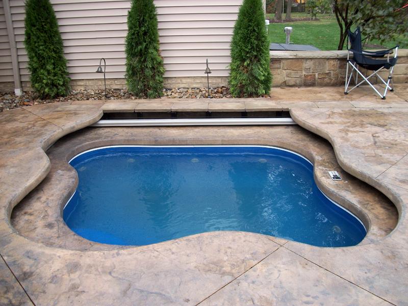 Regal Fiberglass Inground Spa Pool Details Viking Pools 29d