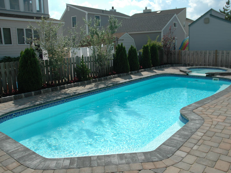 Baja Auto Sales >> Baja Small Fiberglass Inground Viking Swimming Pool