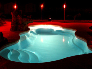 Bermuda Medium Inground Fiberglass Viking Pool 23