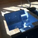 Custom Tile Work Viking Fiberglass Inground Swimming Pools 1