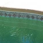 Custom Tile Work Viking Fiberglass Inground Swimming Pools 100