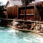 Custom Tile Work Viking Fiberglass Inground Swimming Pools 17