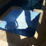 Custom Tile Work Viking Fiberglass Inground Swimming Pools 2