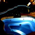 Custom Tile Work Viking Fiberglass Inground Swimming Pools 50