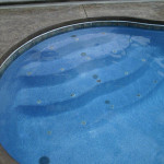 Custom Tile Work Viking Fiberglass Inground Swimming Pools 51