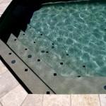 Custom Tile Work Viking Fiberglass Inground Swimming Pools 59