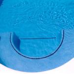 Custom Tile Work Viking Fiberglass Inground Swimming Pools 64