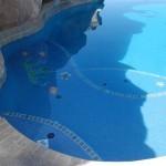 Custom Tile Work Viking Fiberglass Inground Swimming Pools 66