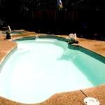 Custom Tile Work Viking Fiberglass Inground Swimming Pools 72
