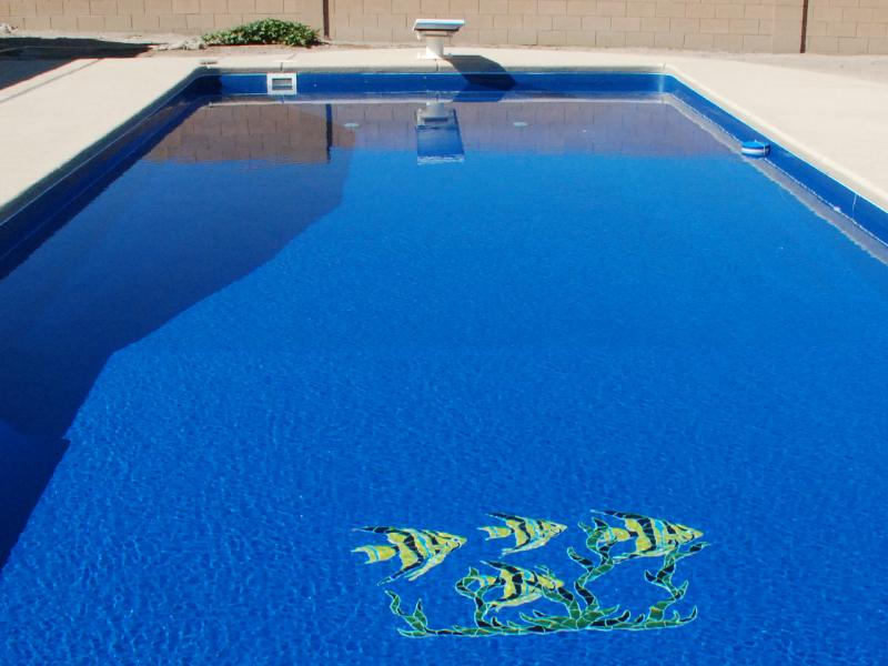 Swimming Pool Paint Colors Diamond Finishes Viking Pools