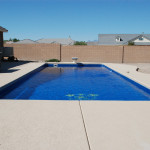 Fiberglass Swimming Pool Paint Color Finish Azure 5