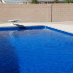 Fiberglass Swimming Pool Paint Color Finish Azure 6