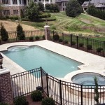 Fiberglass Swimming Pool Paint Color Finish Granite 13