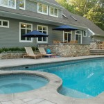 Fiberglass Swimming Pool Paint Color Finish Granite 16