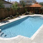 Fiberglass Swimming Pool Paint Color Finish Granite 2