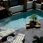 Fiberglass Swimming Pool Paint Color Finish Granite 4