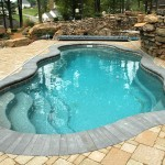 Fiberglass Swimming Pool Paint Color Finish Granite 6