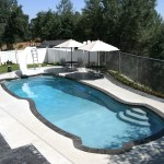 Fiberglass Swimming Pool Paint Color Finish Granite 9