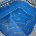 Fiberglass Swimming Pool Paint Color Finish Maya 10