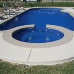 Fiberglass Swimming Pool Paint Color Finish Maya 11