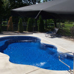 Fiberglass Swimming Pool Paint Color Finish Maya 2