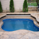 Fiberglass Swimming Pool Paint Color Finish Maya 9