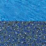 Fiberglass Swimming Pool Paint Color Finish Pacific Blue 1