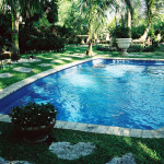 Fiberglass Swimming Pool Paint Color Finish Pacific Blue 10