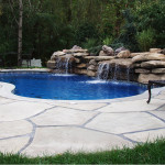 Fiberglass Swimming Pool Paint Color Finish Pacific Blue 4
