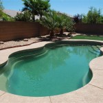 Fiberglass Swimming Pool Paint Color Finish Pebble Beach 15