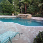 Fiberglass Swimming Pool Paint Color Finish Pebble Beach 16