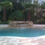 Fiberglass Swimming Pool Paint Color Finish Pebble Beach 17
