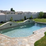 Fiberglass Swimming Pool Paint Color Finish Pebble Beach 20