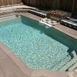 Fiberglass Swimming Pool Paint Color Finish Pebble Beach 21