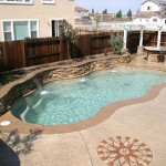 Fiberglass Swimming Pool Paint Color Finish Pebble Beach 3