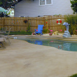 Fiberglass Swimming Pool Paint Color Finish Pebble Beach 4