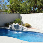 Fiberglass Swimming Pool Paint Color Finish Sapphire Blue 17