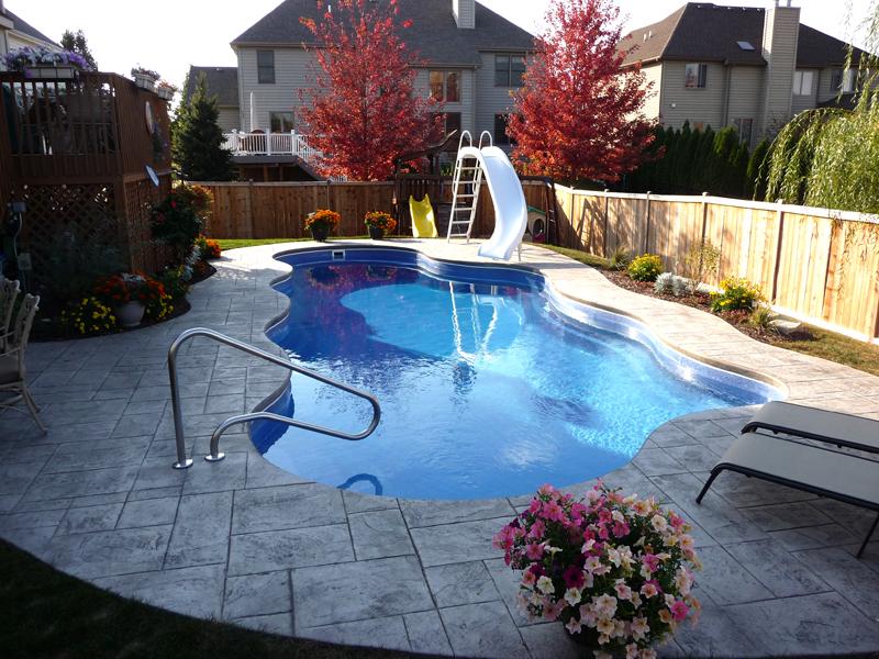 Swimming pool paint colors diamond finishes viking pools for Pool 22 design