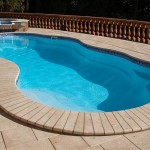 Fiberglass Swimming Pool Paint Color Finish Viking Blue 3