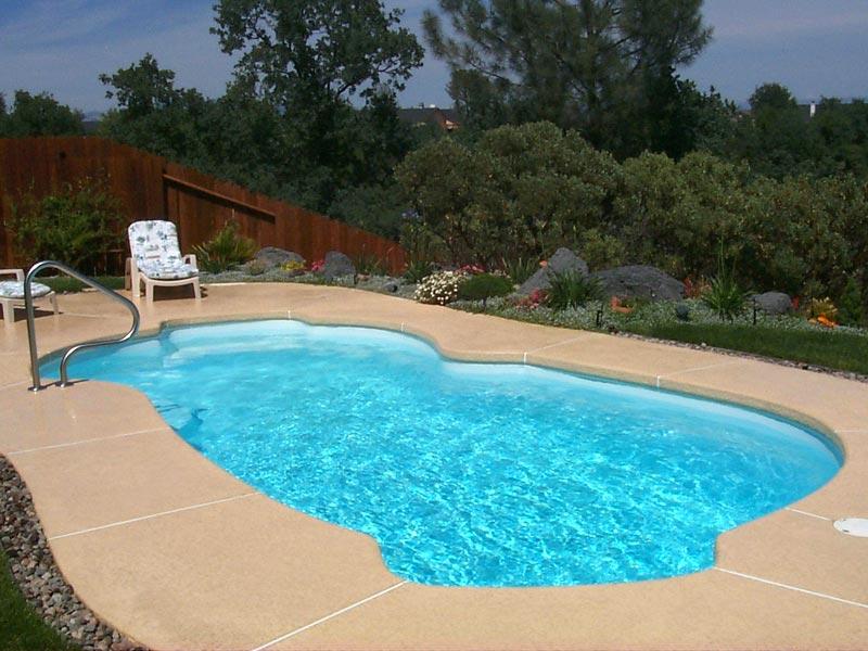 Fibergl Swimming Pool Paint Color Finish Viking Blue 6