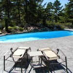 Fiberglass Swimming Pool Paint Color Finish Viking Blue 9